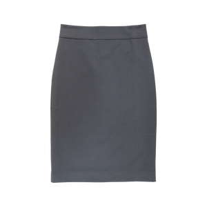 WF BASIC STRAIGHT SKIRT ZIP - Head Over Heels - Israel - WEAR & FLAIR - מכף רגל ועד ראש