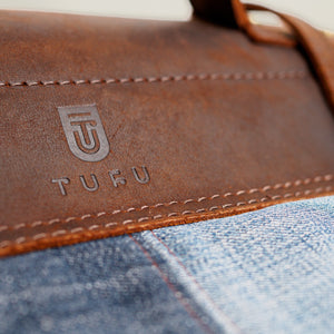 Messenger Bag - Tufu Design