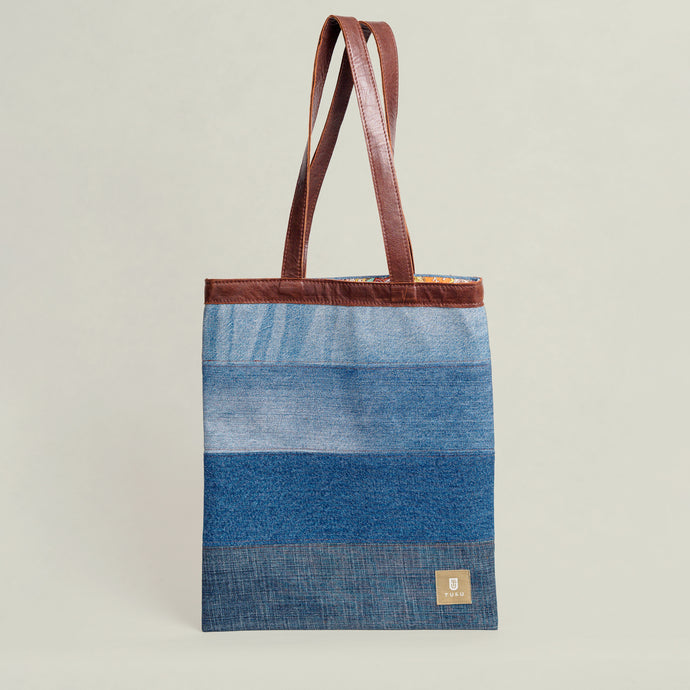 Small Tote Bag - Tufu Design