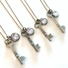 Load image into Gallery viewer, BATON ROUGE KEY NECKLACE