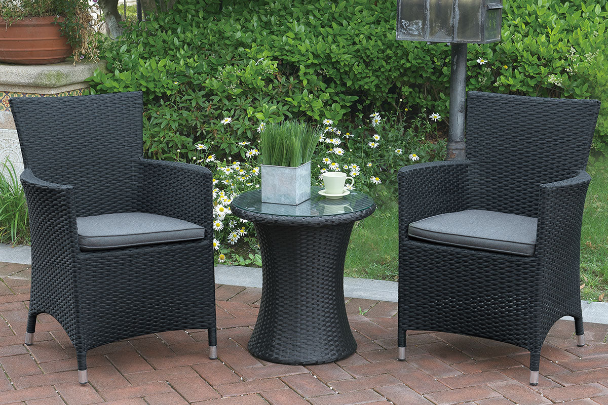 108 Outdoor 3-Pcs Outdoor Set