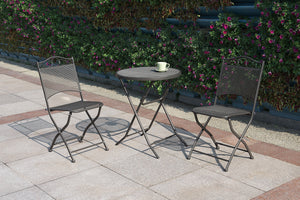 116 Outdoor 3-Pcs Table Set