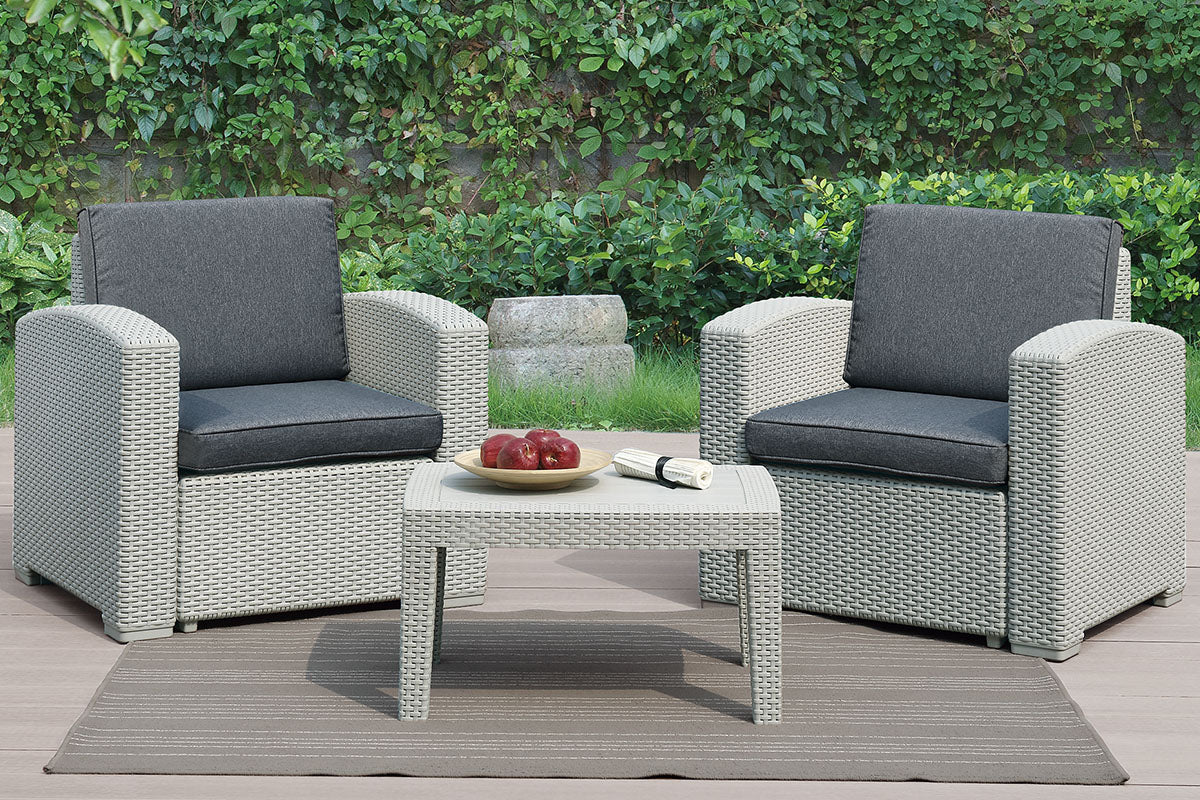 137 Outdoor 3-Pcs Outdoor Set
