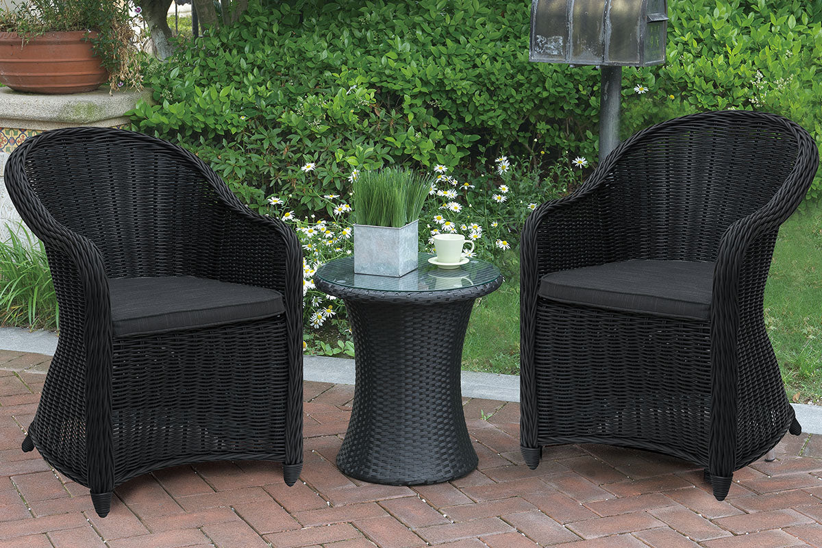 142 Outdoor 3-Pcs Outdoor Set