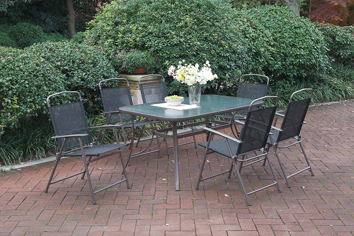 185 Outdoor 7-Pcs Set