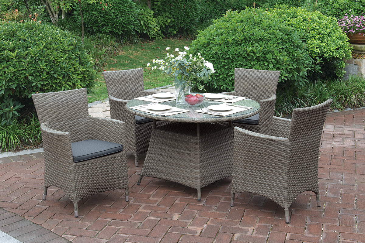 209 Outdoor 5-Pcs Outdoor Set
