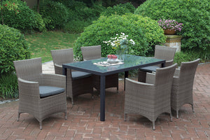 213 Outdoor 7-Pcs Outdoor Set