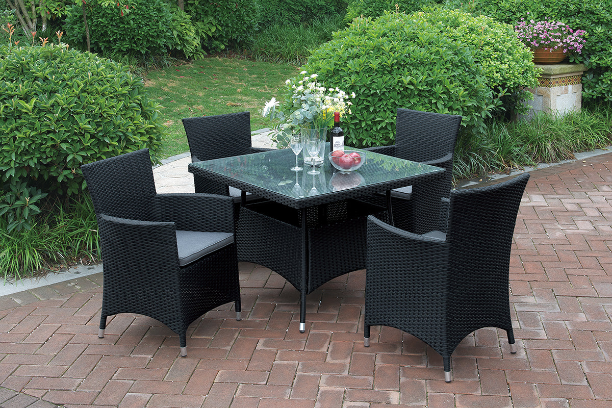214 Outdoor 5-Pcs Outdoor Set