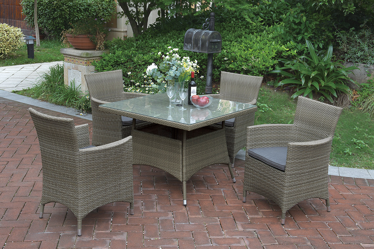 215 Outdoor 5-Pcs Outdoor Set