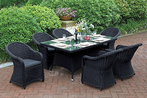 230 Outdoor 7-Pcs Outdoor Set