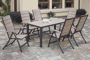 254 Outdoor 7-Pcs Outdoor Set