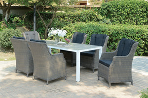 262 Outdoor 7-Pcs Outdoor Set