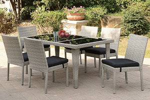 264 Outdoor 7-Pcs Outdoor Set