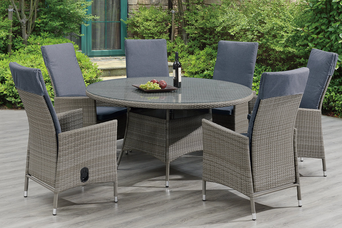 279 Outdoor 7-Pcs Outdoor Set