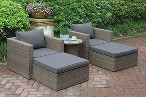 402 Outdoor 5-Pcs Outdoor Set