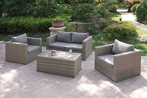 403 Outdoor 4-Pcs Outdoor Set