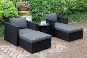 404 Outdoor 5-Pcs Outdoor Set