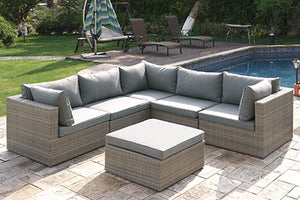 409 Outdoor 6-Pcs Outdoor Set