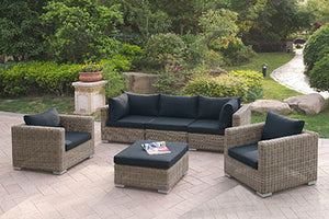 414 Outdoor 6-Pcs Outdoor Set