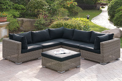 418 Outdoor 6-Pcs Outdoor Set
