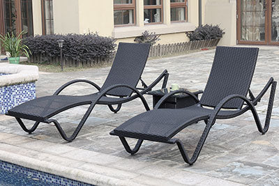 432 Outdoor 3-Pcs Outdoor Set