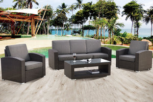 452 Outdoor 4-Pcs Outdoor Set
