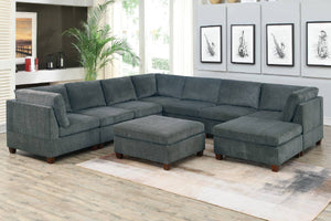 825 Living Room Modular Sectional