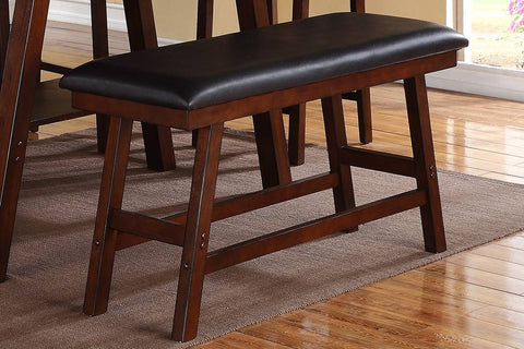 F1334 Dining Room Counter Height Bench