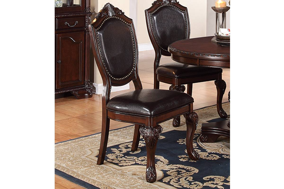 F1395 Dining Room Side Chair