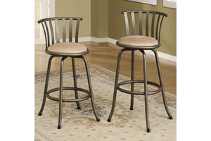 F1431 Dining Room Swivel Barstool