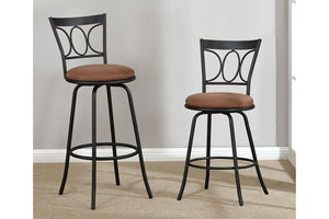 F1483 Dining Room Swivel Bar Stool