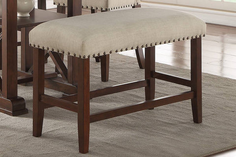 F1549 Dining Room Counter Height Bench
