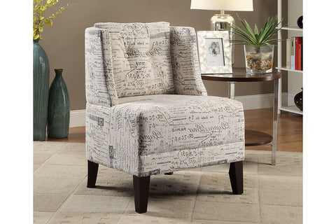 F1586 Living Room Accent Chair