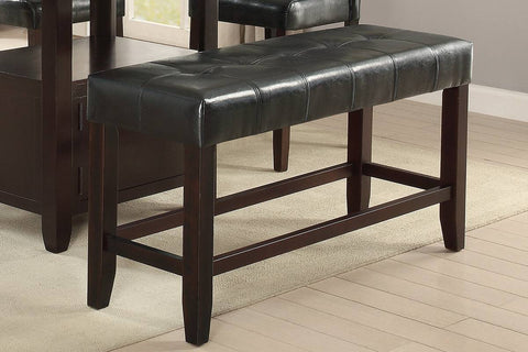 F1755 Dining Room Counter Height Bench