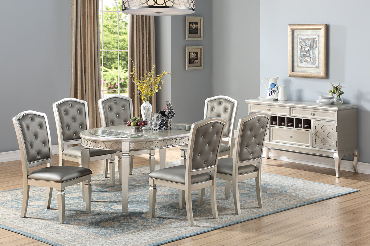 F2473 Dining Room Dining Table