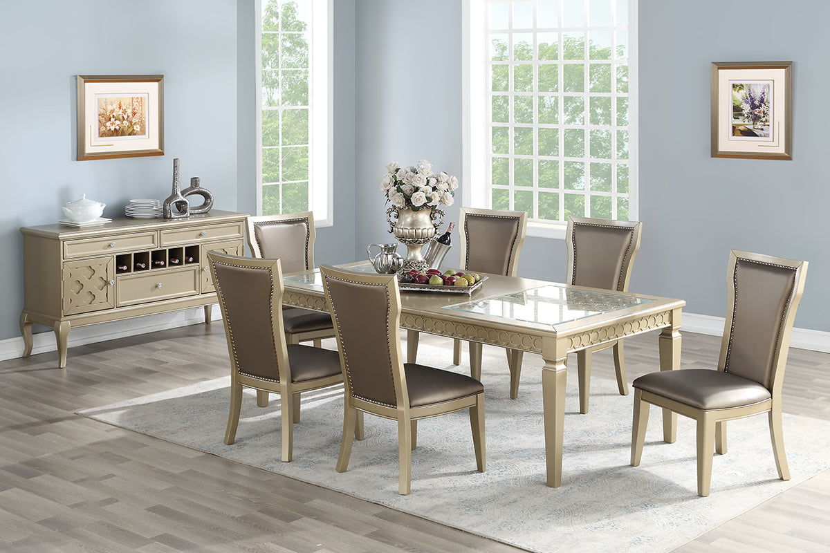 F2477 Dining Room Dining Table