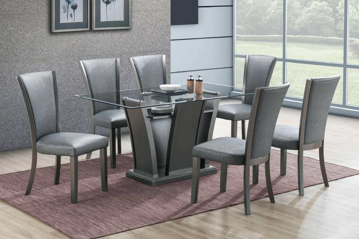 F2483 Dining Room Dining Table