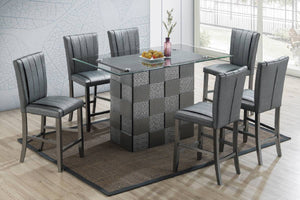 F2485 Dining Room Counter Height Table