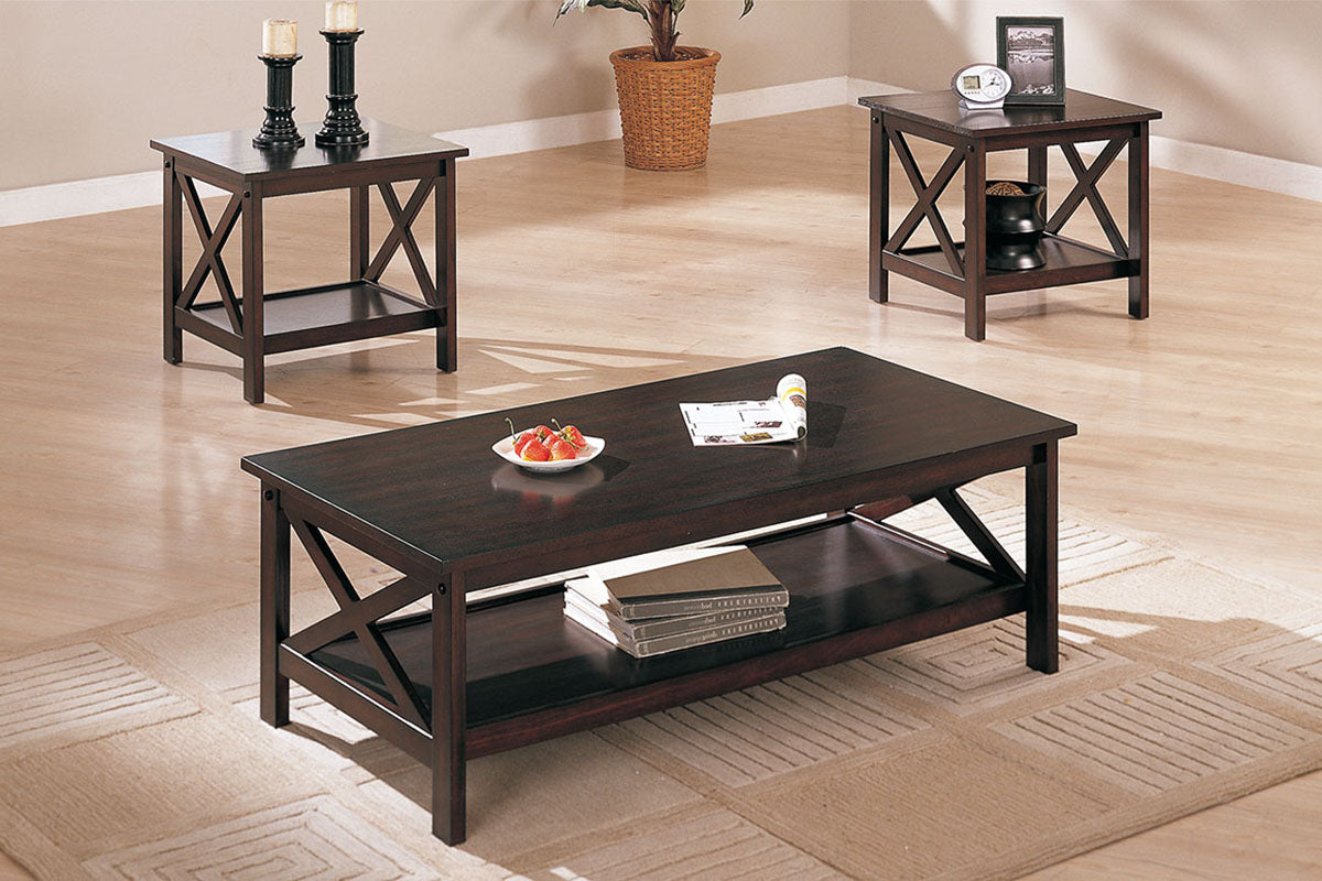 F3069 Living Room 3-Pcs Table Set