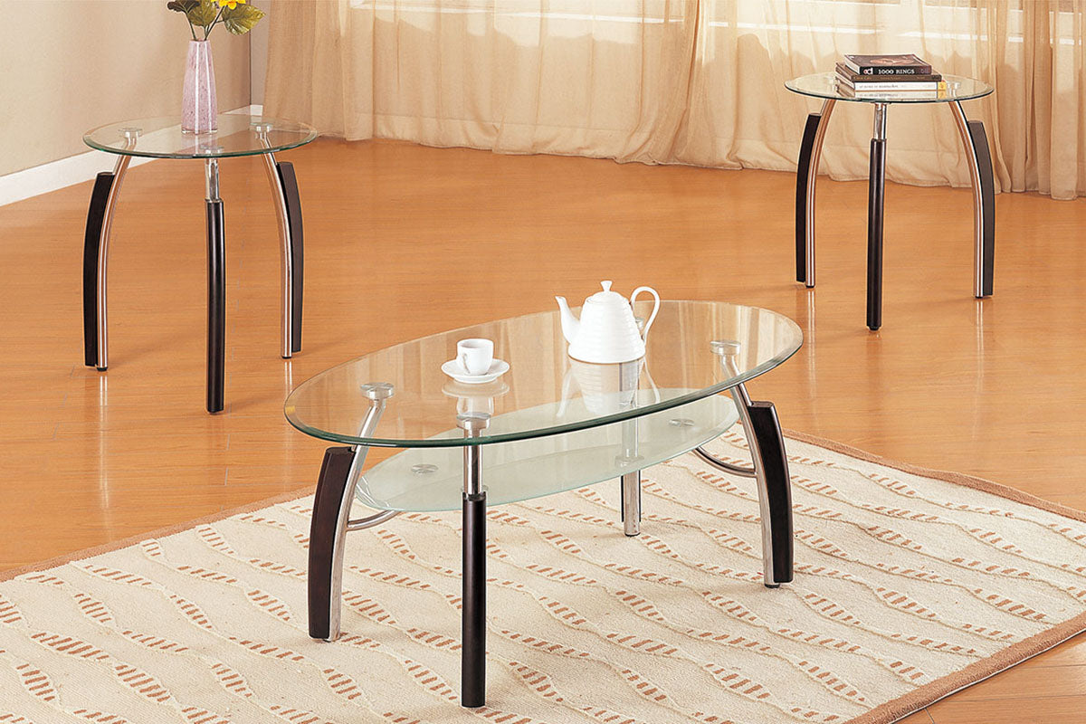 F3077 Living Room 3-Pcs Table Set