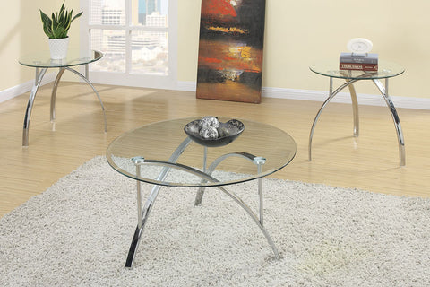 F3098 Living Room 3-Pcs Table Set