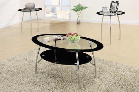 F3099 Living Room 3-Pcs Table Set