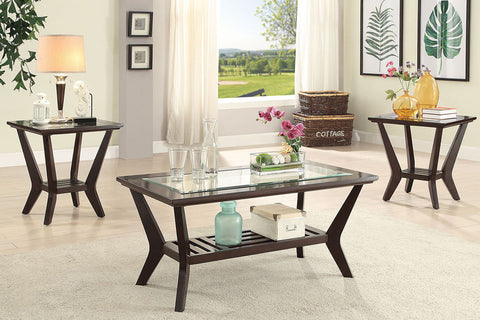 F3111 Living Room 3-Pcs Table Set