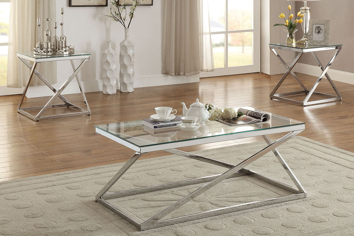 F3114 Living Room 3-Pcs Table Set