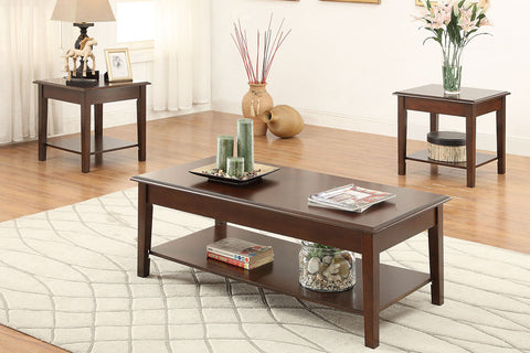 F3139 Living Room 3-Pcs Table Set