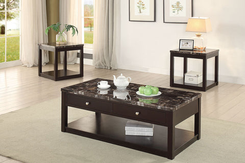 F3141 Living Room 3-Pcs Table Set
