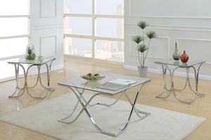 F3142 Living Room 3-Pcs Table Set