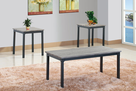 F3143 Living Room 3-Pcs Table Set