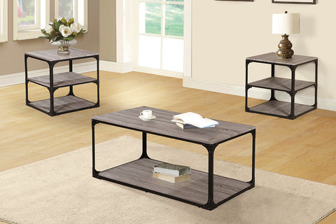 F3144 Living Room 3-Pcs Table Set