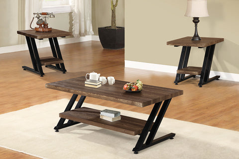 F3145 Living Room 3-Pcs Table Set